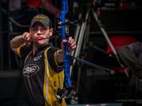 Perkins: Drug testing necessary to decide true best archer
