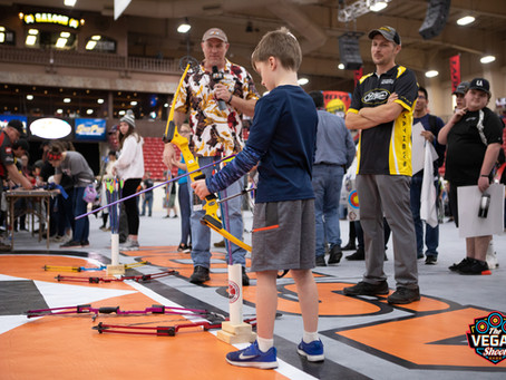60+ professional archers meet youth generation at The Vegas Shoot 2020