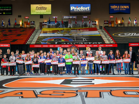 First Vegas Shoot awards handed to 36 youth shooters