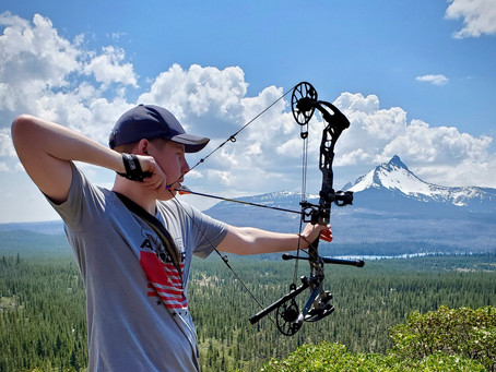 Matthew Ebner secures an NFAA Junior Scholarship with archery essay