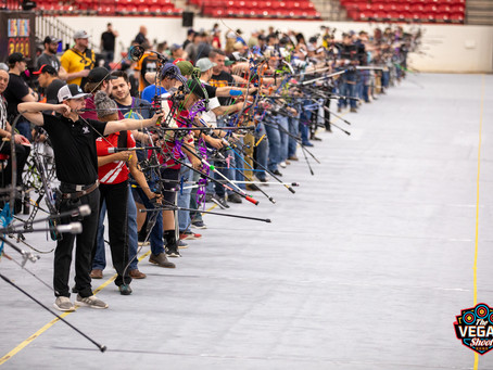 The Vegas Shoot sets new record with 3816 entries