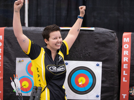 Prieels bags $10,000 as 42 shooters remain clean after 60 arrows