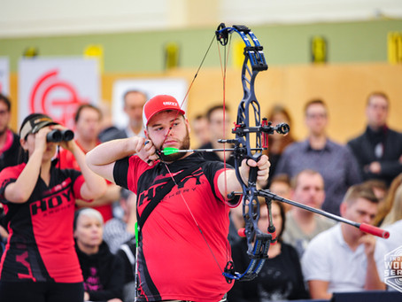 Second event of Indoor Archery World Series comes to close in Luxembourg