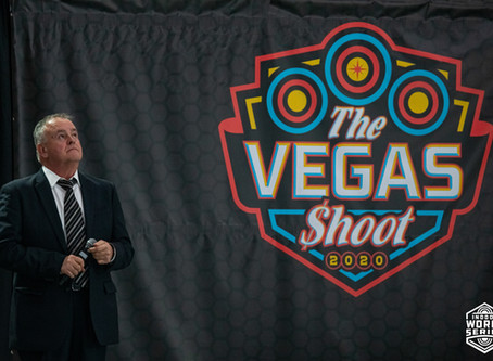 The man who made The Vegas Shoot the biggest and best