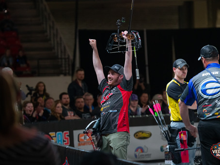 Kyle Douglas wins $54,000 and Vegas Champion crown