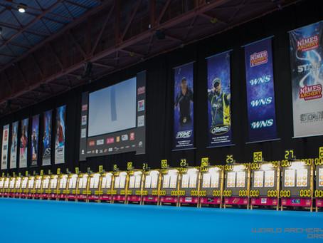 Indoor series headed to Vegas as penultimate stage ends in Nimes
