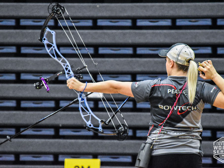 Fourth stage of Indoor Archery World Series takes place in Sydney