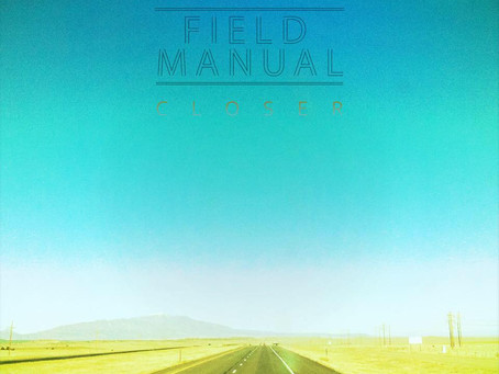 Field Manual's single on New Order playlist