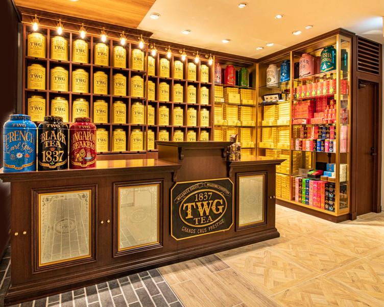 12月11日、TWG Teaが新たに横浜髙島屋にオープン!