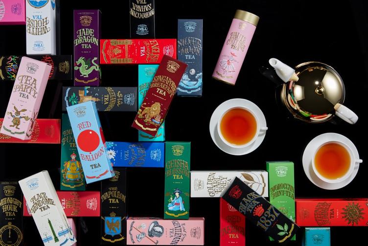 TWG Tea Online Boutique 送料無料4/30まで!
