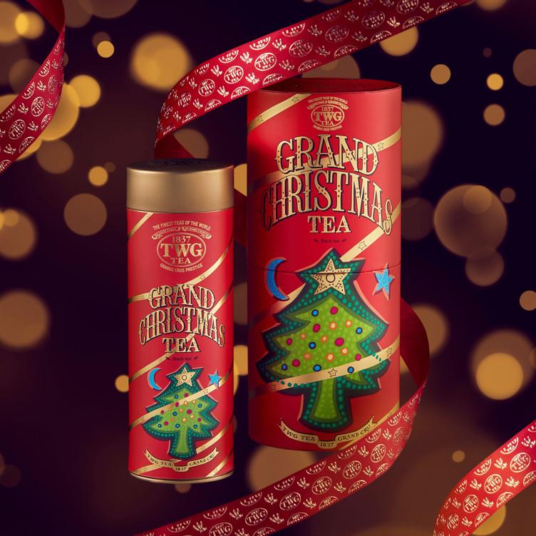 新商品『Grand Christmas Tea』
