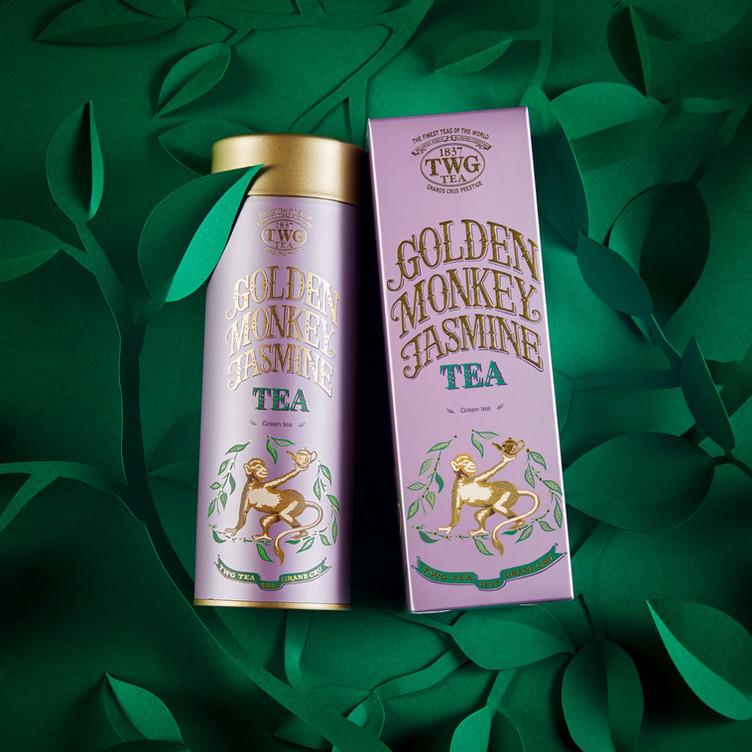 【新商品】Golden Monkey Jasmine Tea