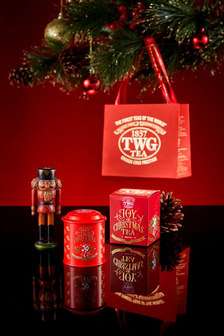 歓びを運ぶ Joy of Christmas Tea