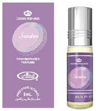 Crown Perfumes Sandra Perfume Oil by Al-Rehab Alcohol Free Halal