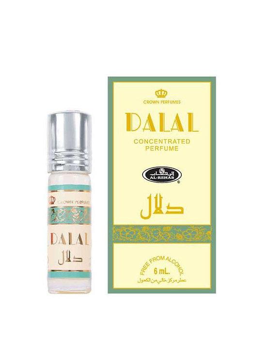 Crown Perfumes Dalal Perfume Oil by Al-Rehab Alcohol Free Halal