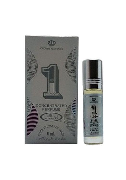 Crown Perfumes No. 1 Perfume Oil by Al-Rehab Alcohol Free Halal