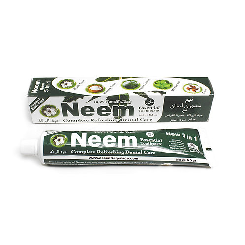 Neem Toothpaste 5 in 1