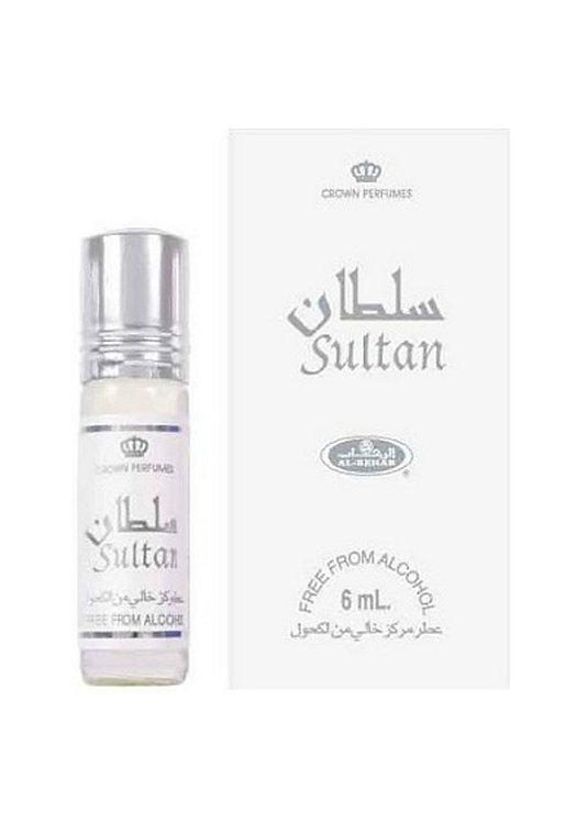 Crown Perfumes Sultan Perfume Oil by Al-Rehab Alcohol Free Halal