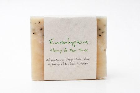 Eucalyptus Hemp & Tea Tree Soap Bar