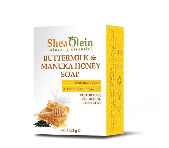 Buttermilk & Manuka Honey Soap