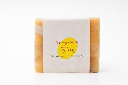 Bergamot Bliss Soap Bar Organic