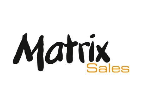 Matrix Sales följer med till norra Sverige i mars!