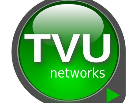 TVU Networks ansluter till Norra-turnén!