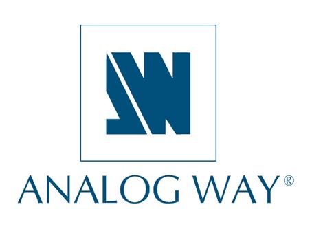 Analog Way klara för Monitor Roadshow!