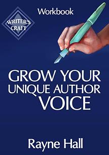 Raye Hall - GROW YOUR AUTHOR VOICE-1-cov