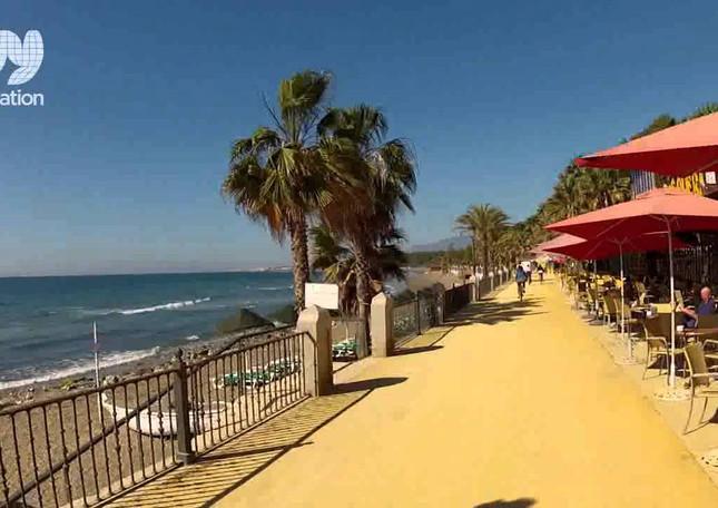 Paseo Maritimo Marbella