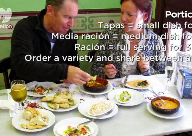 How to choose tapas in Marbella