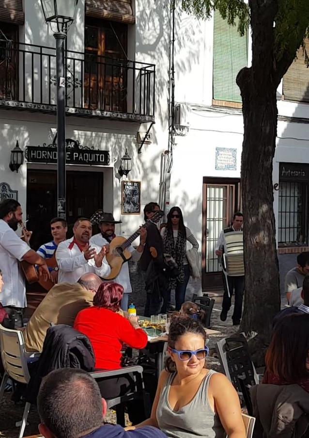 The Albaicín, Granada