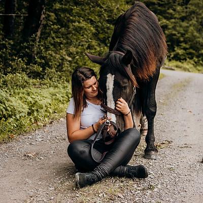 Ronja Gmeiner - Pferdeshooting