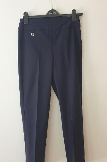Pantalon marine croquet RIBKOFF