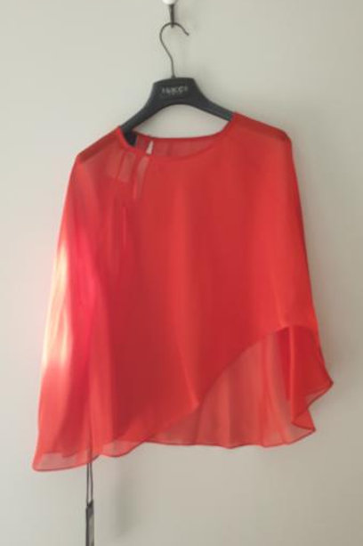 Voile rouge PINKO