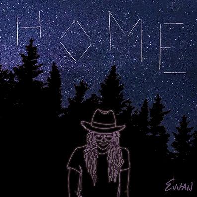 HOME EP EVVAN