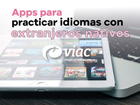 Apps para practicar idiomas con extranjeros nativos 💬