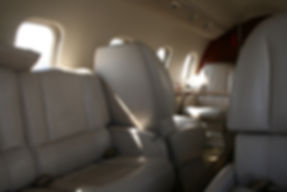 Interiores Learjet 60