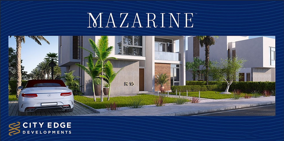 Mazarine by City Edge Developments