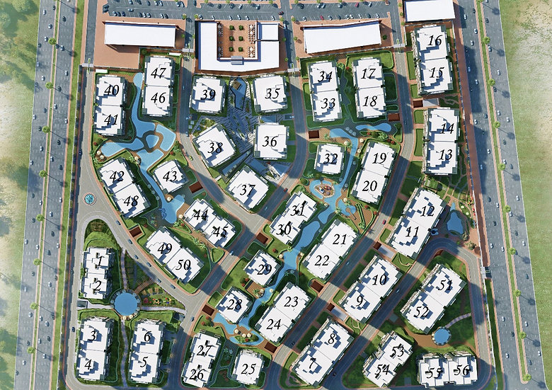 Capital Heights New Capital Safwa Urban Developments