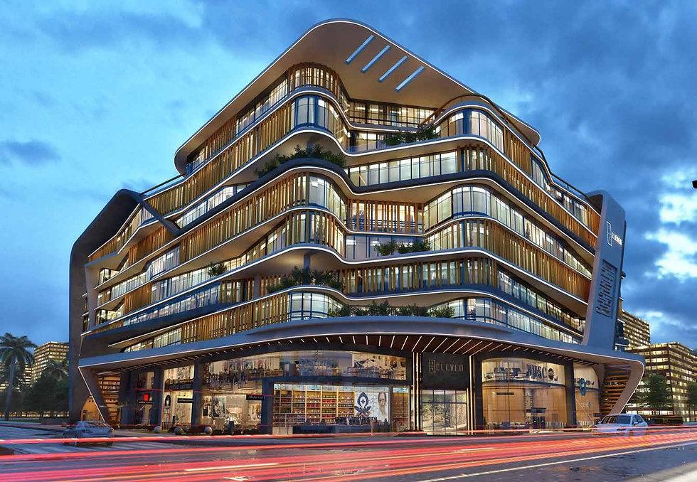 Eleven Retail & Office by New Plan Developments