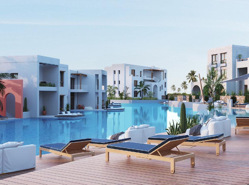 swimming pools in Topio Makadi Heights