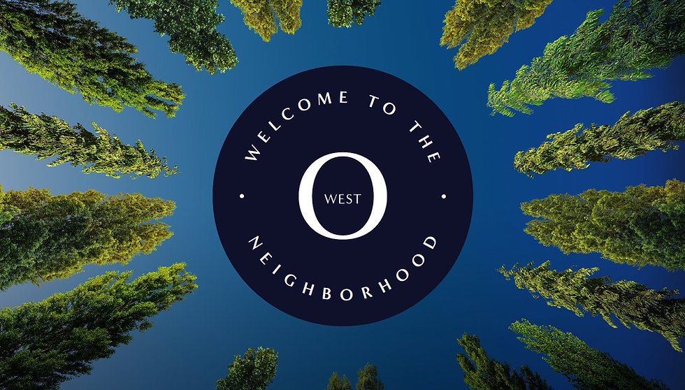 O West Apartment Neighbourhood Cover