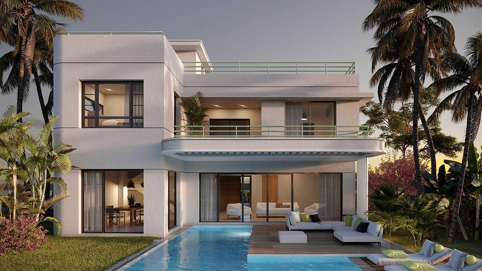 Villa in June SODIC North Coast