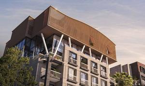 penthouse design in Park Lane New Capital