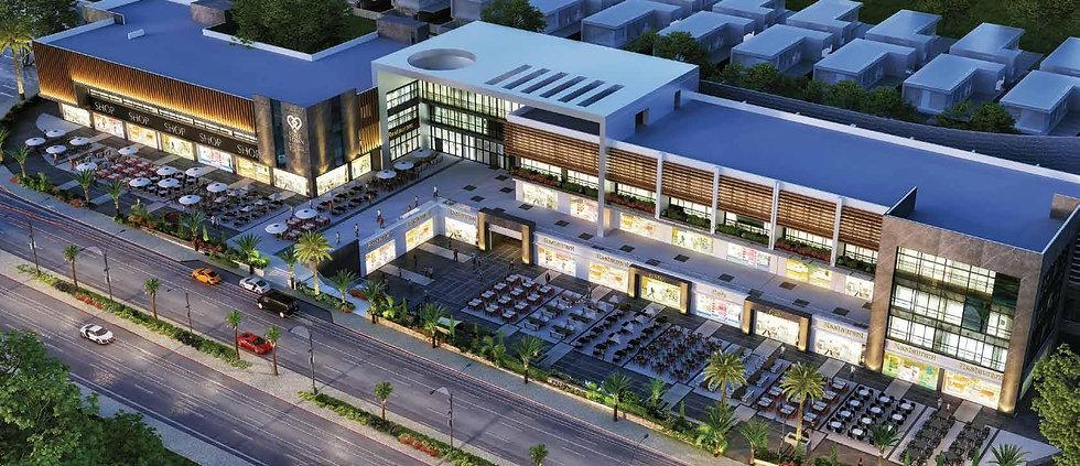 Hale Town Building Design by Palm Hills Developments