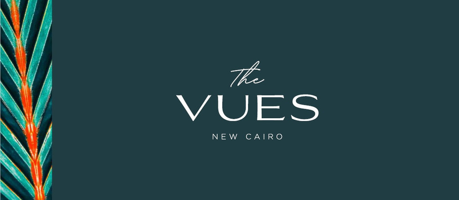 The VUES New Cairo in Bloomfields by Tatweer Misr