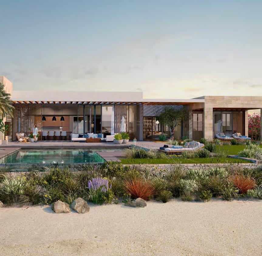 Architectural design in Silver Sands North Coast