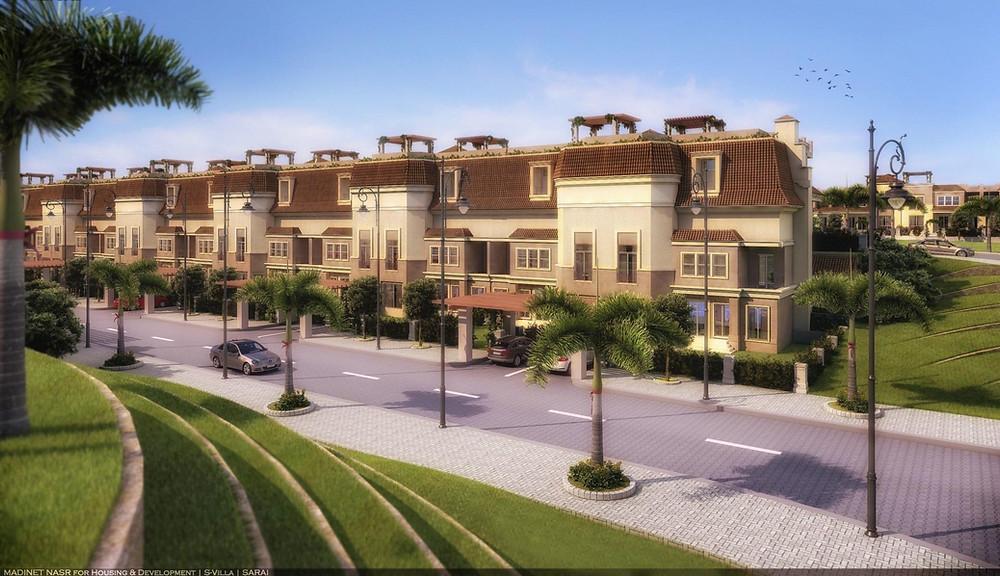 Sarai New Cairo featured homes