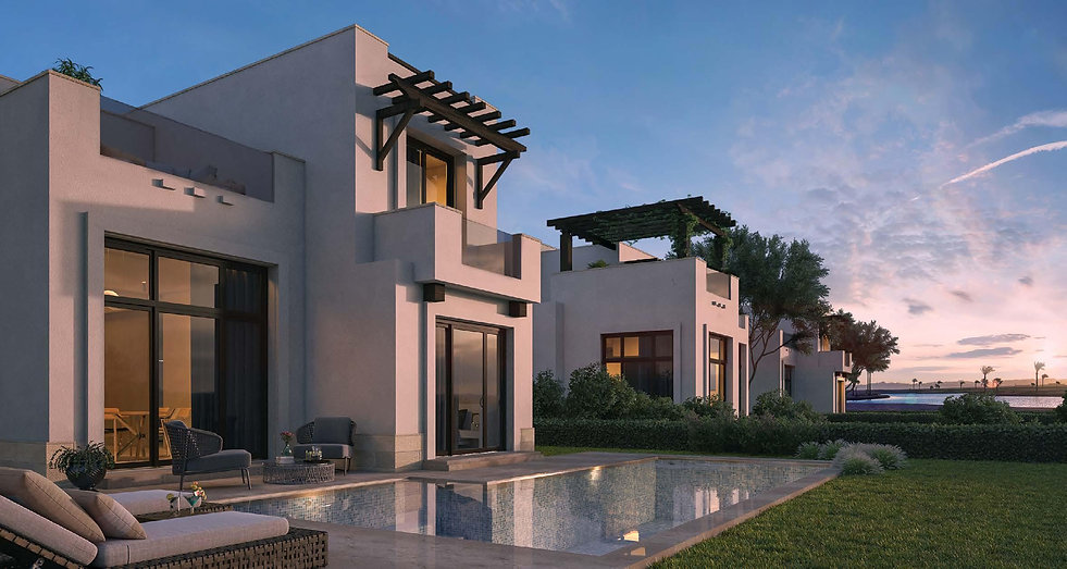 Cyan El Gouna Featured Homes